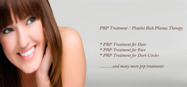 PRP (Plasma Rich  Therapy)
